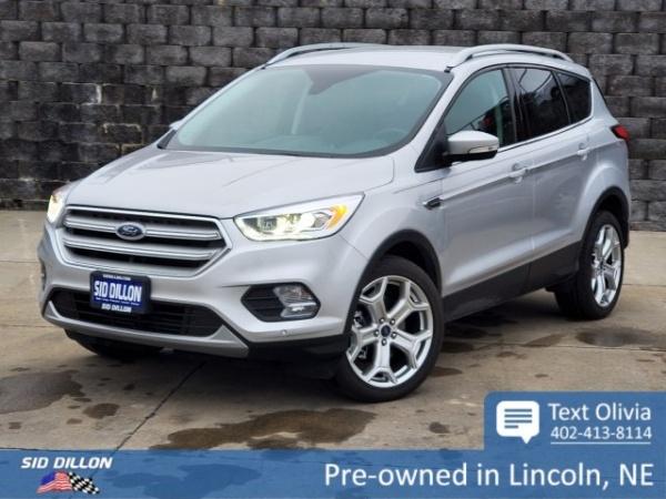 2019 Ford Escape in Lincoln, NE