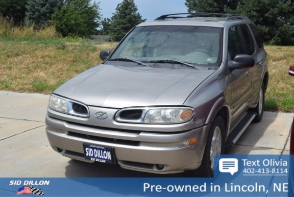 2002 Oldsmobile Bravada in Lincoln, NE