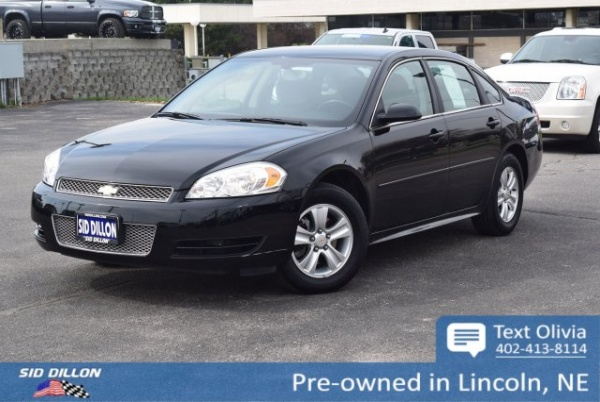 2014 Chevrolet Impala For Sale In Lincoln Ne Truecar