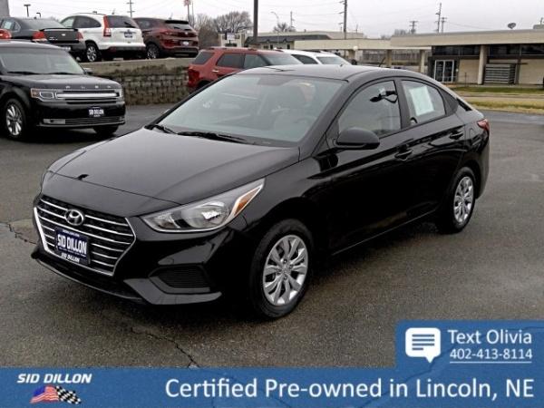 2020 Hyundai Accent in Lincoln, NE