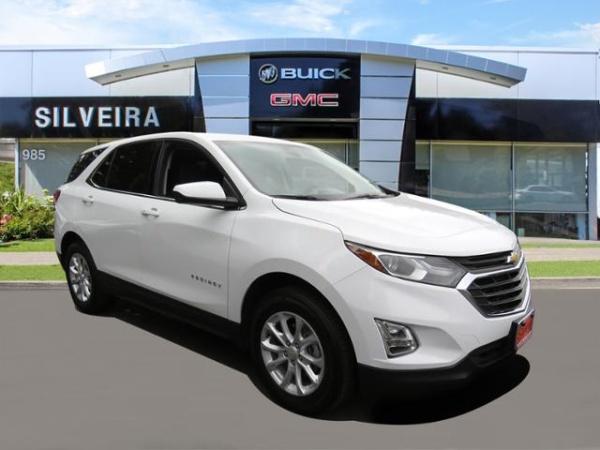 2020 Chevrolet Equinox in Healdsburg, CA