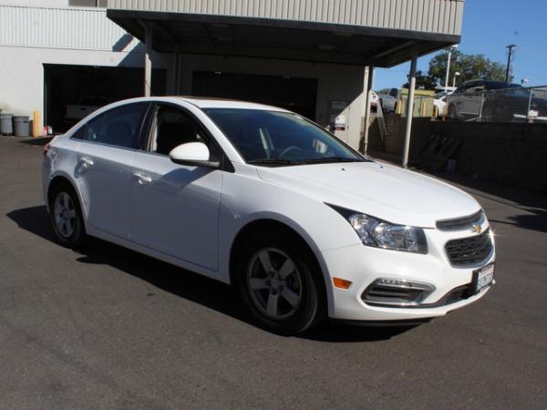 2016 Chevrolet Cruze Limited in Healdsburg, CA