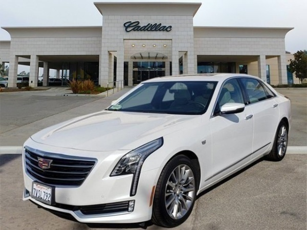 2017 Cadillac CT6 in Thousand Oaks, CA