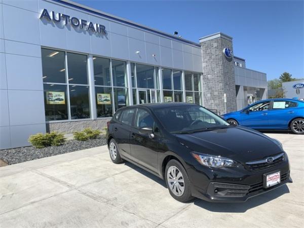 2020 Subaru Impreza in Haverhill, MA