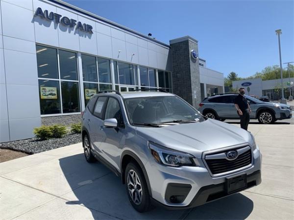 2020 Subaru Forester in Haverhill, MA