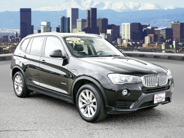 2016 bmw x3 xdrive28i awd for sale in denver co truecar. Black Bedroom Furniture Sets. Home Design Ideas