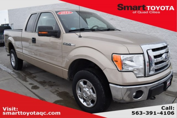 2011 Ford F-150 in Davenport, IA