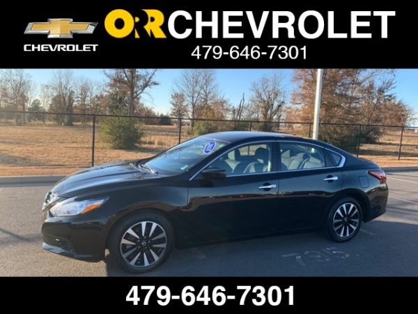2018 Nissan Altima in Fort Smith, AR