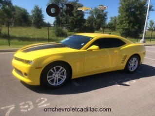Used 2015 Chevrolet Camaro LS With 2LS Coupe AT For Sale In Fort Smith, AR
