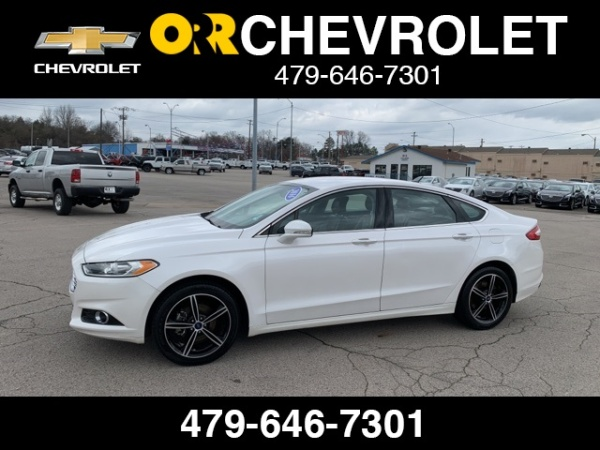 2016 Ford Fusion in Fort Smith, AR