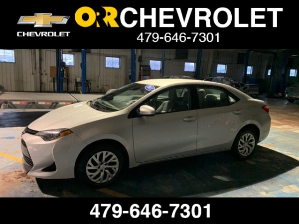 2018 Toyota Corolla in Fort Smith, AR