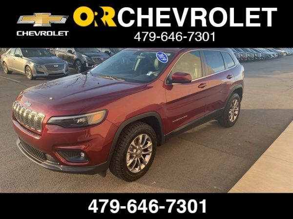 2019 Jeep Cherokee in Fort Smith, AR