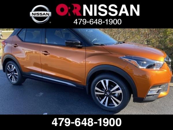 2019 Nissan Kicks in Fort Smith, AR
