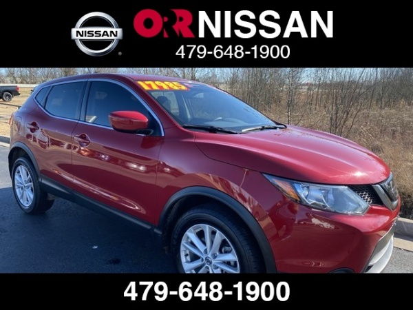 2018 Nissan Rogue Sport in Fort Smith, AR
