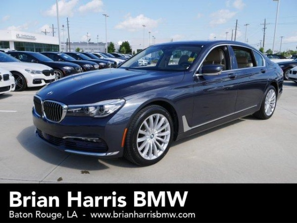 2016 BMW 7 Series in Baton Rouge, LA