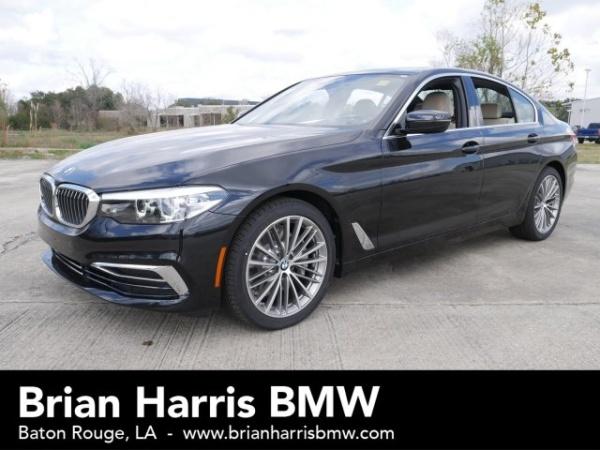 2019 BMW 5 Series 540i