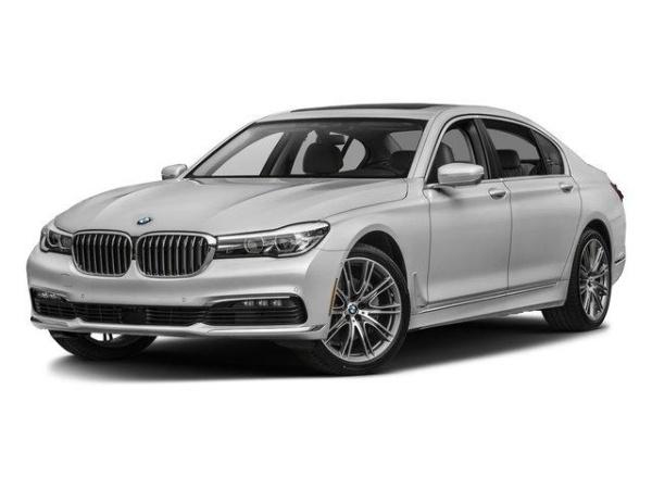 2017 BMW 7 Series in Baton Rouge, LA