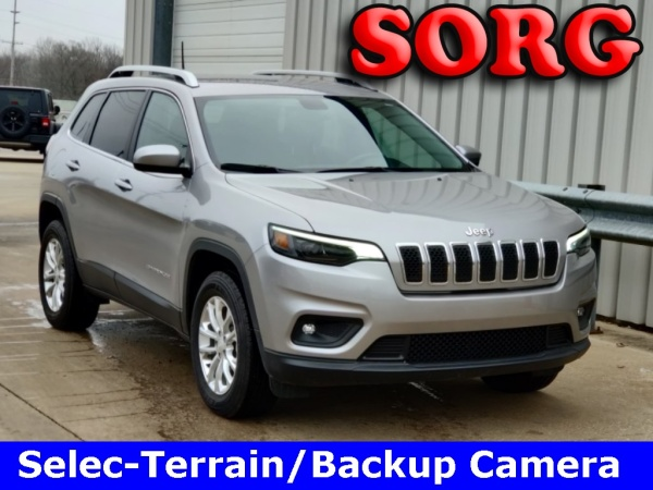 2019 Jeep Cherokee in Goshen, IN