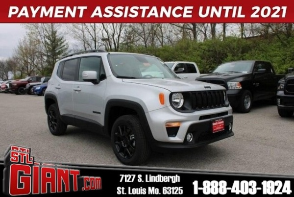 2020 Jeep Renegade in St. Louis, MO
