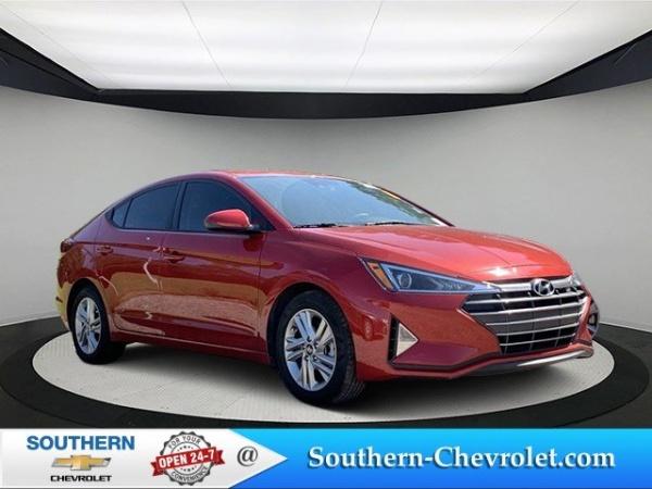 2020 Hyundai Elantra in Foley, AL
