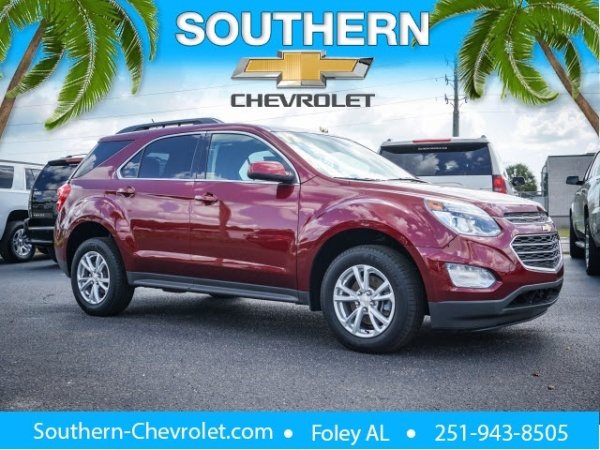 2017 Chevrolet Equinox in Foley, AL