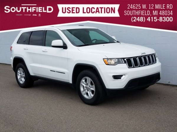 2017 Jeep Grand Cherokee in Southfield, MI