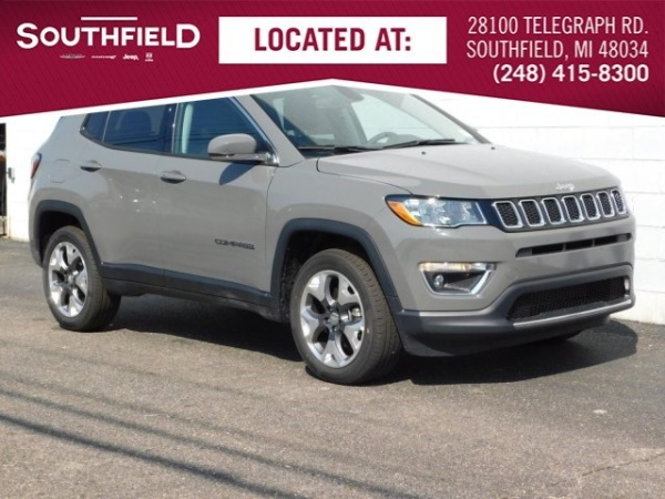2020 Jeep Compass in Southfield, MI