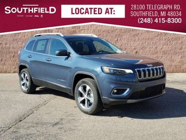 2020 Jeep Cherokee in Southfield, MI