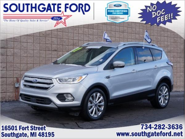 2017 Ford Escape in Southgate, MI