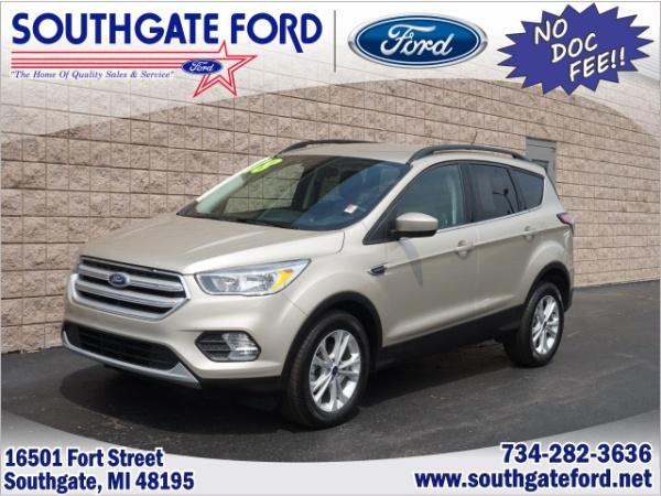 2018 Ford Escape in Southgate, MI