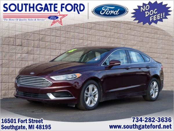 2018 Ford Fusion in Southgate, MI
