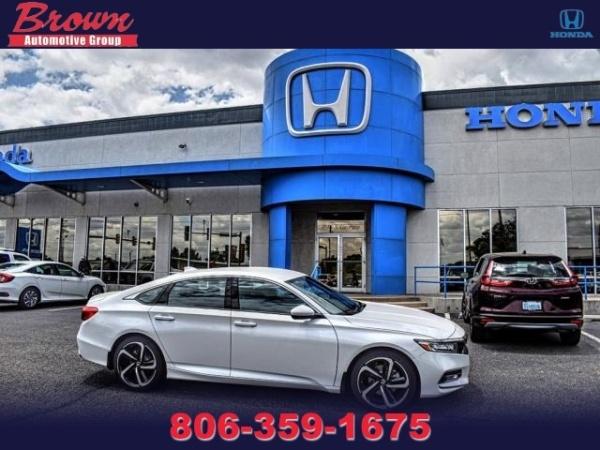 2019 Honda Accord in Amarillo, TX