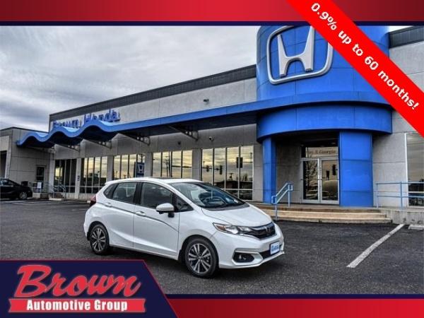 2019 Honda Fit in Amarillo, TX