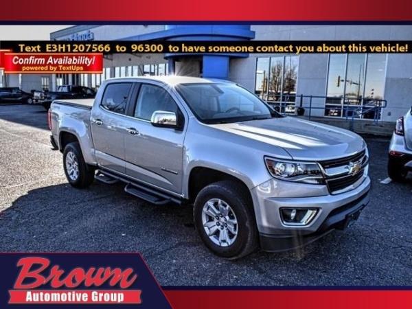 2017 Chevrolet Colorado in Amarillo, TX