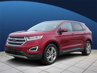 Ford Edge Titanium Fwd For Sale In Dallas Tx