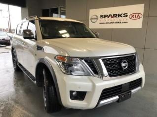 2017 Nissan Armada Platinum Rwd For In Monroe La