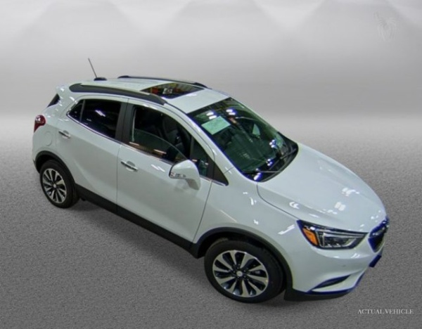 New 2019 Buick Encore Preferred 4d Sport Utility In Vernon Sk6650