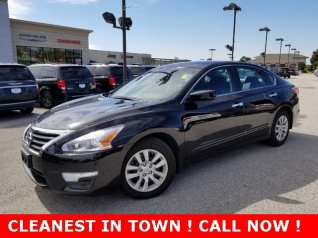 Used 2015 Nissan Altima 2.5 S For Sale In St. Charles, IL