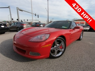 2008 Chevrolet Corvette Coupe For Sale In St Charles IL