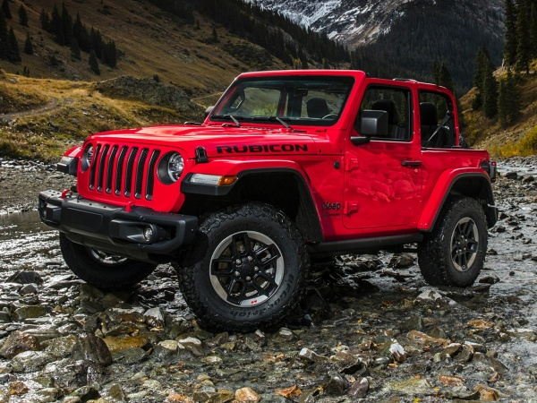 2020 Jeep Wrangler in St. Charles, IL
