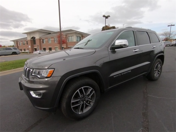 2019 Jeep Grand Cherokee in St. Charles, IL