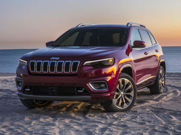2020 Jeep Cherokee in St. Charles, IL