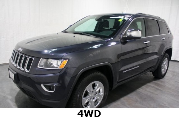 2016 Jeep Grand Cherokee in St. Charles, IL