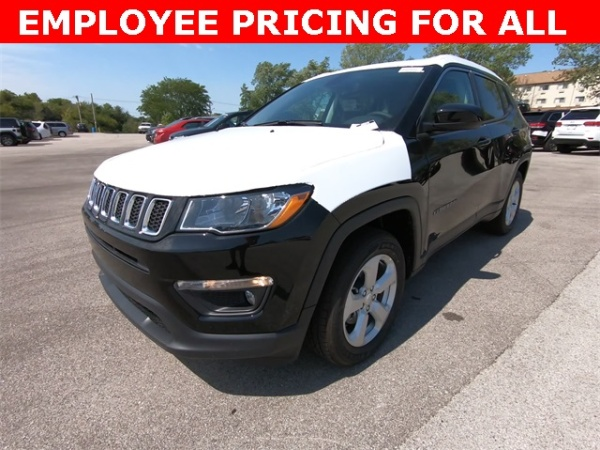 2019 Jeep Compass in St. Charles, IL