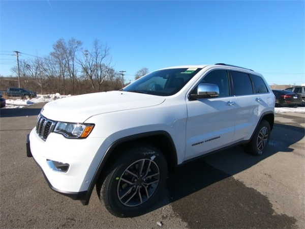2020 Jeep Grand Cherokee in St. Charles, IL