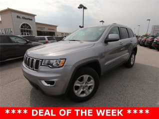 Exceptional Used 2017 Jeep Grand Cherokee Laredo RWD For Sale In St. Charles, IL