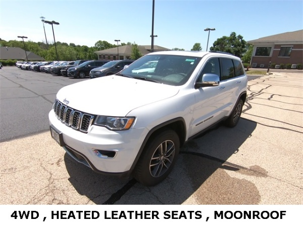 2018 Jeep Grand Cherokee in St. Charles, IL