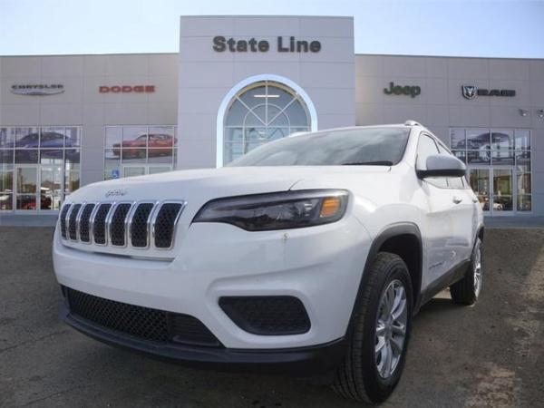 2020 Jeep Cherokee in Kansas City, MO