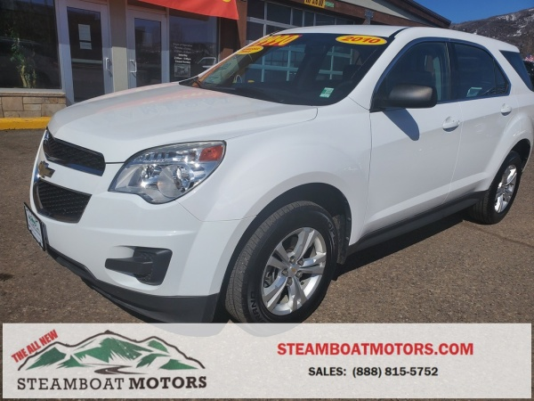 2010 Chevrolet Equinox in Steamboat Springs, CO
