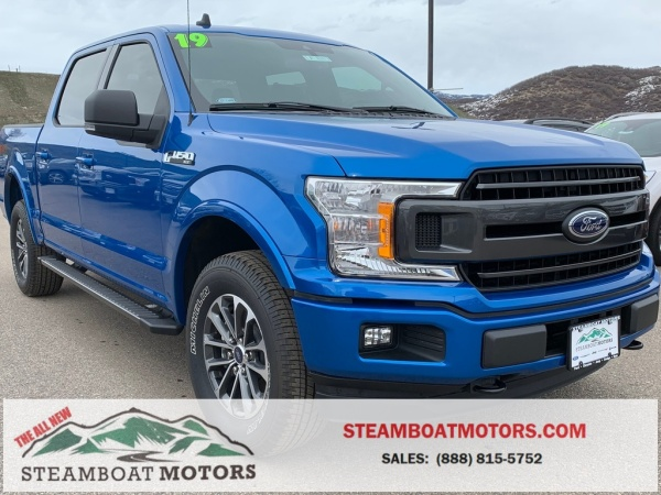 2019 Ford F-150 in Steamboat Springs, CO